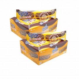 image of [Joy Snacks] Gery Chocolate Crunch Roll (24g x12pcs) - KN401x12