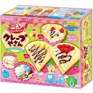image of [Joy Snacks] Japan Kracie DIY Cooking Happy Kitchen Crepe Kit 27g - KN400