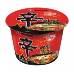 [Joy Snacks] Nongshim Shin Big Bowl Cup Noodle Soup 114g -KN12