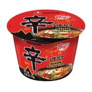 image of [Joy Snacks] Nongshim Shin Big Bowl Cup Noodle Soup 114g -KN12
