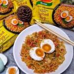 [Joy Snacks] Indomie Salted Egg Noodle Pack 100g - KN84