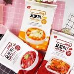 [Joy Snacks] Korea Yopokki Cheese / Spicy Flavor Rice Cake Instant Packet 240G/280G