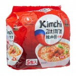 [Joy Snacks] Nongshim Kimchi Ramyun Pack (120gx5ea) - KN06-c