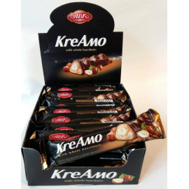image of [Joy Snacks] ABK Kreamo Bar With Hazelnut 25g - KN161