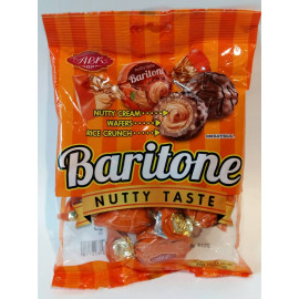 image of [Joy snacks] ABK Baritone Nutty / Chocolate Taste Sweets Pack 90g - KN160