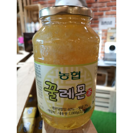 image of [JoySnacks] NONGHYUP HONEY LEMON TEA 1KG -KN167