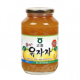 image of [JoySnacks] NONGHYUP CITRON HONEY TEA 1KG - KN166