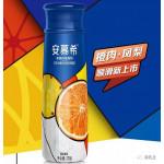 [Joy Snacks] AnMuXi Yogurt Drink Pineapple Grapefruit Halal 230g KN168