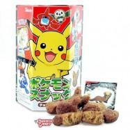 image of [Joy Snacks] Japan Tohato Pokemon Snack White Choco Flavor 23g