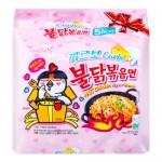 Korea Samyang Carbonara Hotpot Fried Spicy Chicken Noodle Ramen(130g x 5) - KN236
