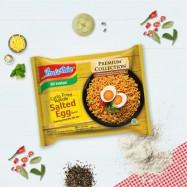 image of [Joy Snacks] Indomie Salted Egg Noodle Pack 100g - KN84