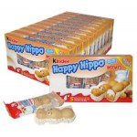 [Joy Snacks] Kinder Happy Hippo Milk and Hazelnut (5x20.7g) - KN20