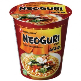 image of [Joy Snacks] Nongshim Korea Neoguri Cup 62g - KN23