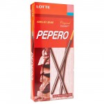 Lotte Pepero Stick Biscuit&Chocolate Original Flavor Big Pack (8x30g) 240g - KN35