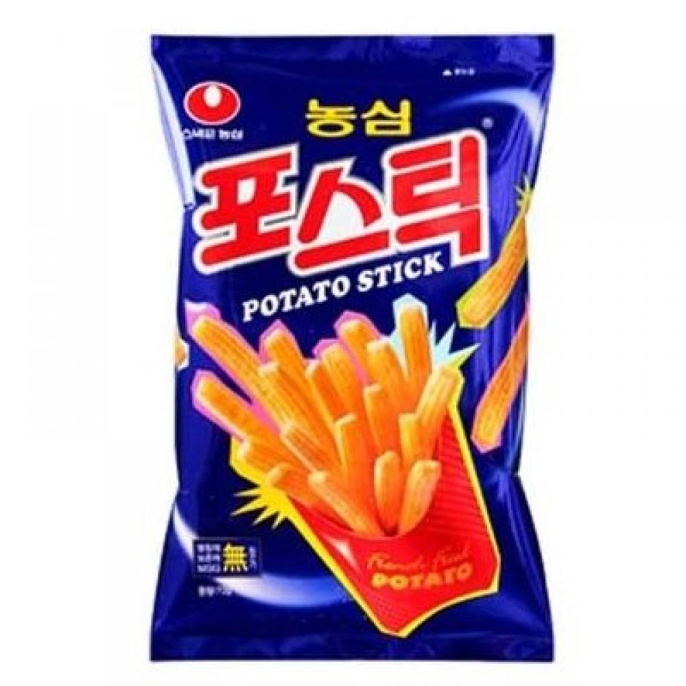 [Joy Snacks] Korea Nongshim Postick Potato Stick 70g Korea Snack - KN59