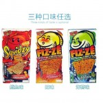 [Joy Snacks] Koriko FIZ-ZE Snacks Fish Sheet Chili Paste/Seaweed/Squid 72g