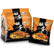 image of [Joy Snacks] Uncle Sun Salted Egg Crab Noodle Pack (4eax95g) - KN85