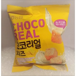 image of [Joy Snacks] Choco Real Cheese 60g - KN105