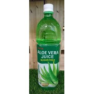 image of [Joy Sncaks] Korea Lotte ALoe Vera Juice Sugar Free 24% 1.5L - KN128