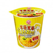 image of [Joy Snacks] Korean Ottogi Cheese Ramen Noodle Cup 62g- KN191