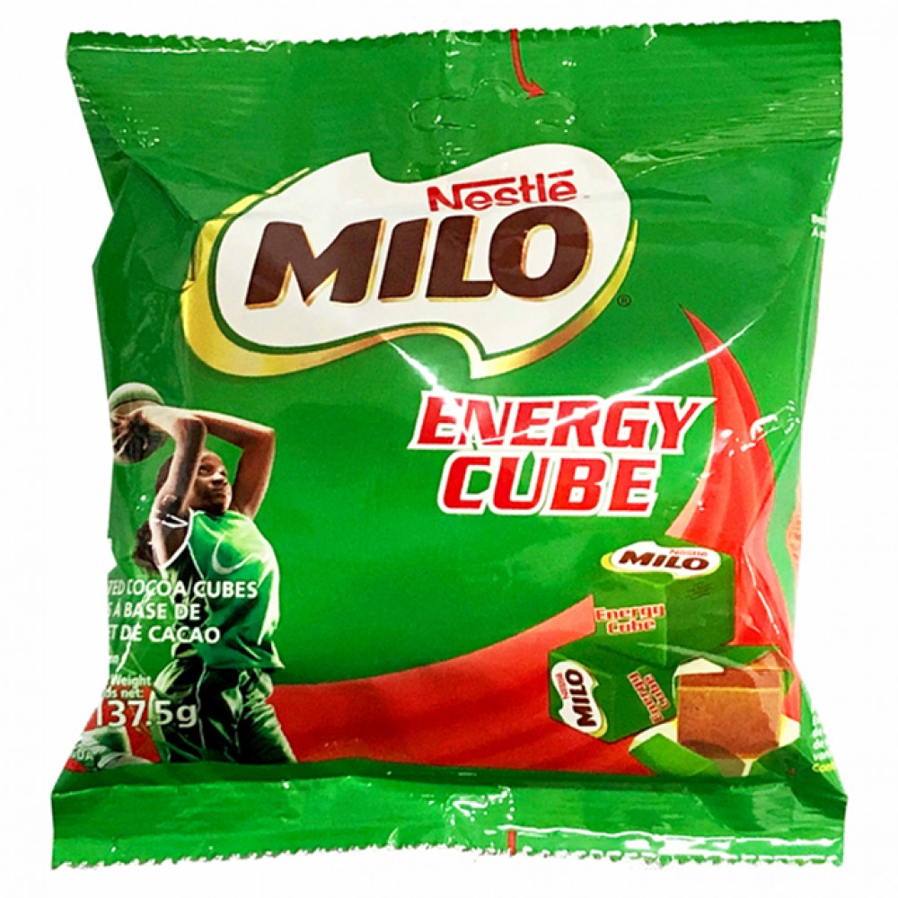 [Joy Snacks] Nestle Milo Energy Cube 50cube 137.5g - KN286