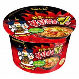 image of [Joy Snacks] Korea Samyang Hot Chicken Stew Big Bowl Ramen 120g - KN402