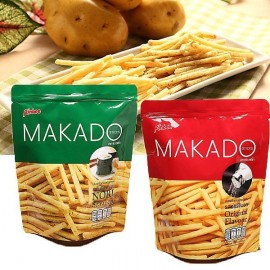 image of [Joy Snacks] Makado Original/Nori Seaweed Flavor Sticks 60g - KN90