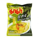 [Joy Snacks] Mama Noodle Chicken Green Curry Pack 330g (55gx6ea) - KN88