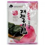 [Joy Snacks] Mj Premium Manjeon Traditional Roasted Seaweed (8ea/16eax4.5g)