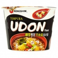 image of [Joy Snacks] Nongshim Tempura Udon Noodle Bowl 111g - KN481