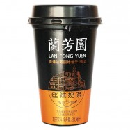 image of [Joy Snacks] Lan Fong Yuen Milk Tea 280ml - KN482