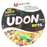 [Joy snacks] NongShim Cup Noodle Soup Tempura Udon 62g - KN24