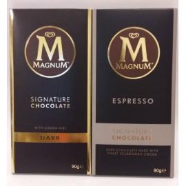 image of [Joy Snacks] Magnum Choco Bar Espresso/Dark 90g - KN101/KN100