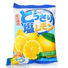 image of [Joy Snacks] Cocon Lemon Salt Candy 150g - KN99