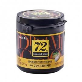 image of [Joy Snacks] Lotte Dream Cacao 72% Dark Chocolatet 90g - KN261