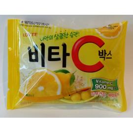 image of [Joy Snacks] Lotte Vitamin C Candy Box 17.5g - KN163