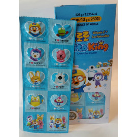 image of [Joy Snacks] Pororo Vitamin King Chewable Candy 10's 13g - KN162