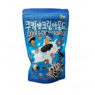 image of [Joy Snacks] Gilim Cookie & Cream Almond 190g - KN165