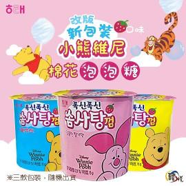 image of [Joy Snacks] Korea Haitai Cotton Candy Gum Strawberry Flavor 15g - KN245