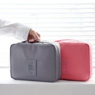 image of 【READY STOCK】 Travel multi-function large capacity waterproof cosmetic bag