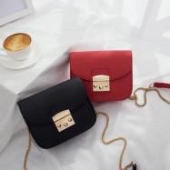 image of 【READY STOCK】 Chain bag ladies shoulder bag Messenger bag