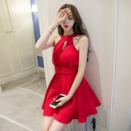 image of Sexy Halter Little Fairy Dress