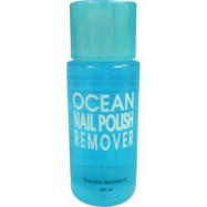 image of 【READY STOCK】Color Combos Ocean Nail Polish Remover 100ml (Blue)