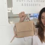 【READY STOCK】Ins super fire simple fashion mini shoulder bag