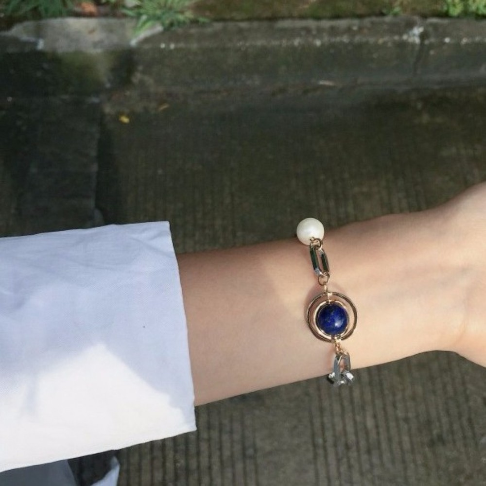 Korean Style Retro Pearl Bracelet