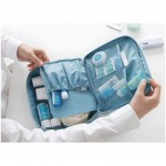 【READY STOCK】 Travel multi-function large capacity waterproof cosmetic bag