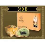 image of Ming Xiang Tai_Glutinous Coconut Puff Lotus_年糕椰蓉角 6PCS
