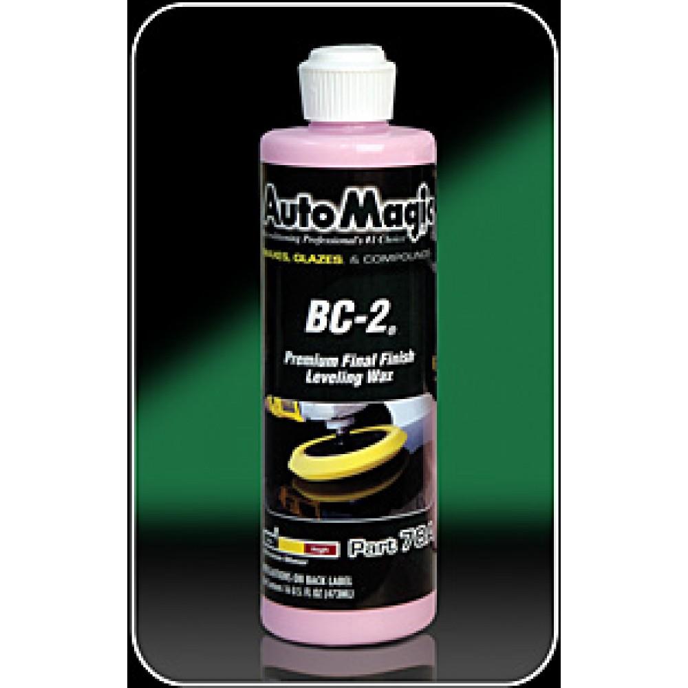 AutoMagic BC-2 Premium Final Finish Leveling Car Wax