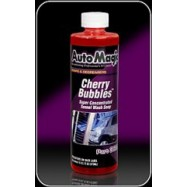 image of AutoMagic Cherry Bubbles Super Concenttrated Tunnel Car Wash Soap