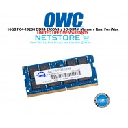 "image of OWC 16.0GB PC4-19200 DDR4 2400MHz SO-DIMM 260 Pin CL17 Memory Upgrade For Mid 2017 iMac 27"" W/ Retina 5K Models And PCs Which Utilize PC4-19200 SO-DIMM Model OWC2400DDR4S16G"